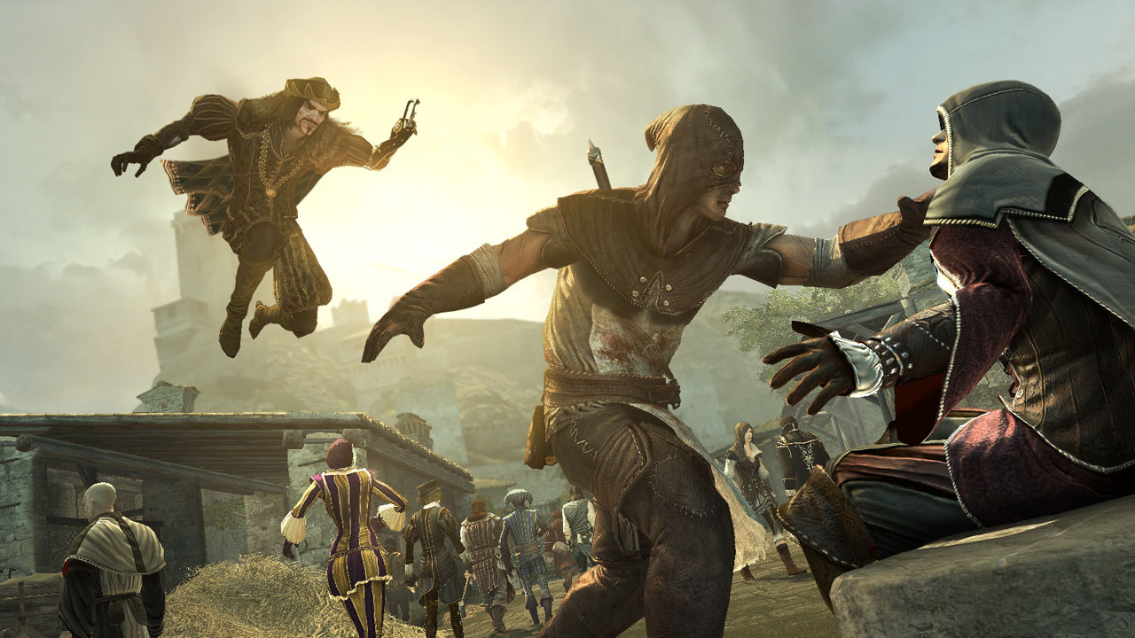 Assassin's Creed: Brotherhood Screenshot 4