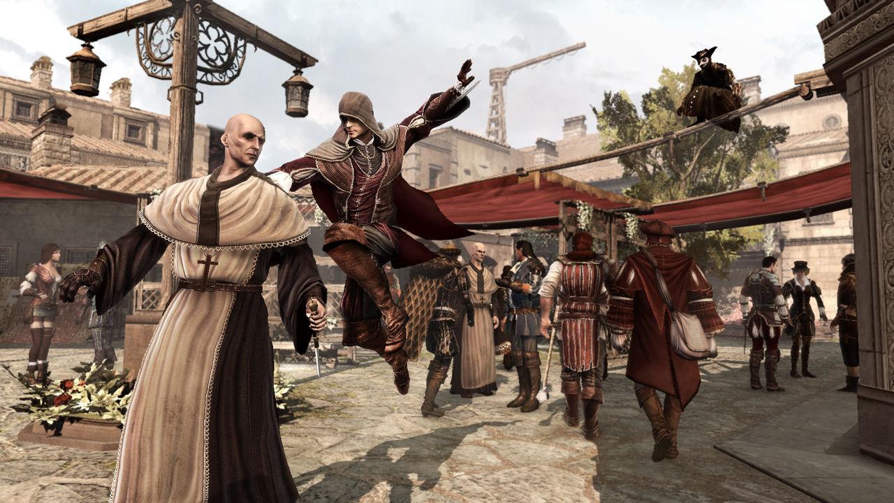 Assassin's Creed: Brotherhood Screenshot 6