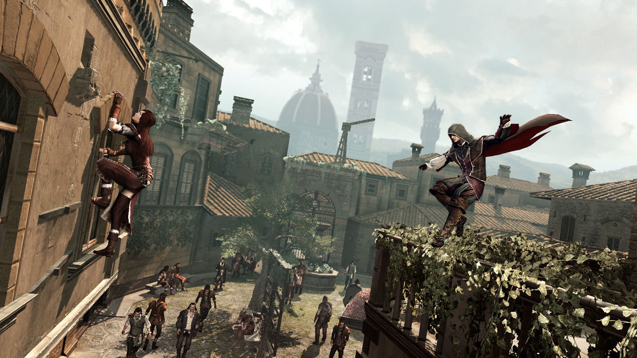 Assassin's Creed: Brotherhood Screenshot 7