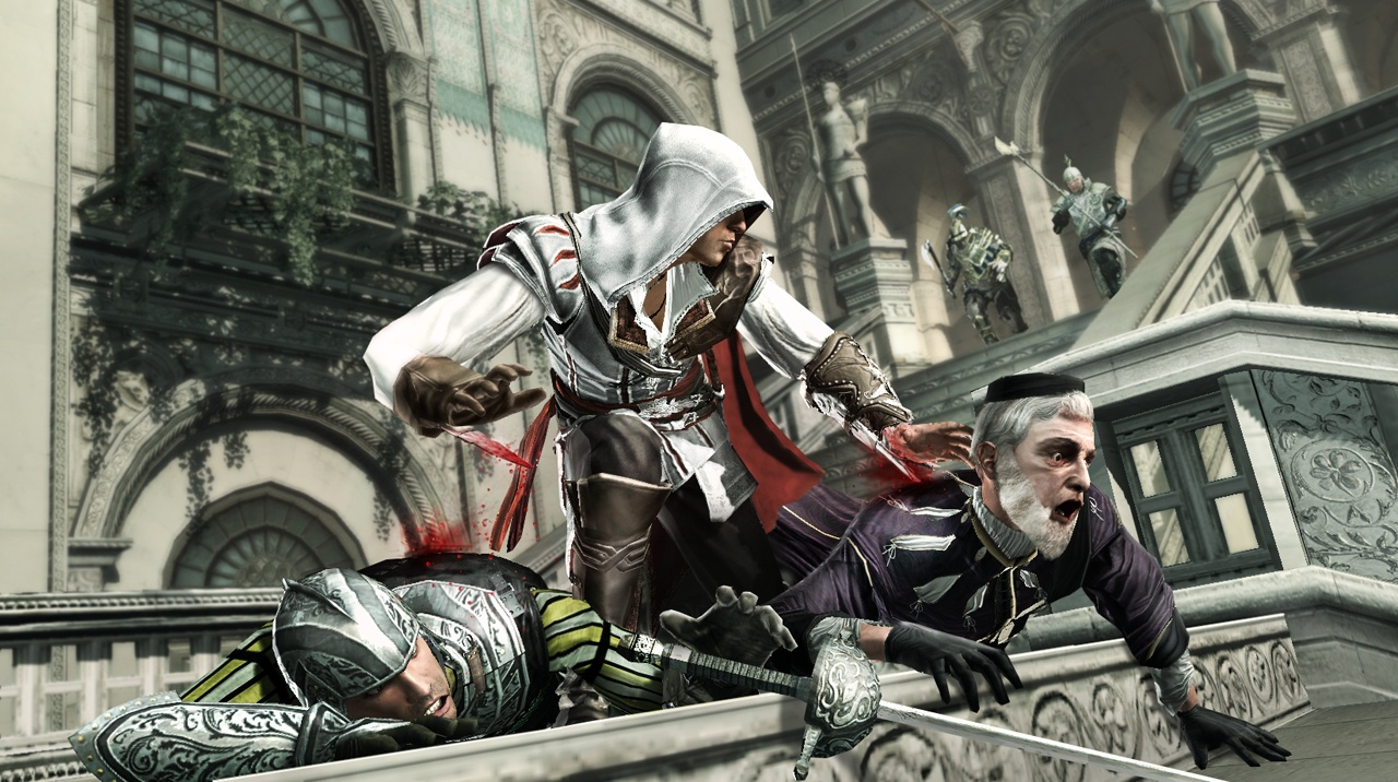 Assassin's Creed II Screenshot 2