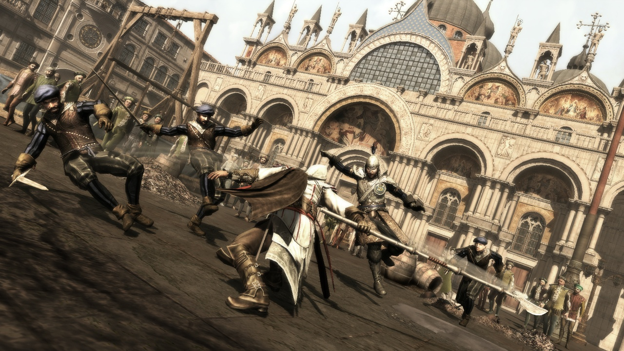 Assassin's Creed II Screenshot 4