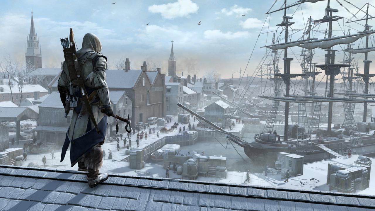 Assassin's Creed III Screenshot 3
