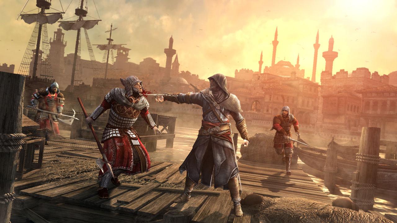 Assassin's Creed: Revelations Screenshot 6