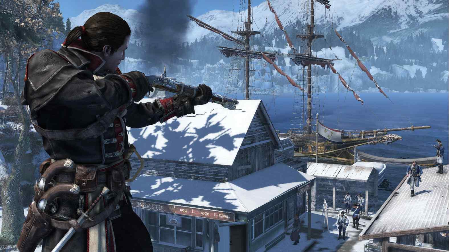 Assassin's Creed: Rogue Screenshot 3