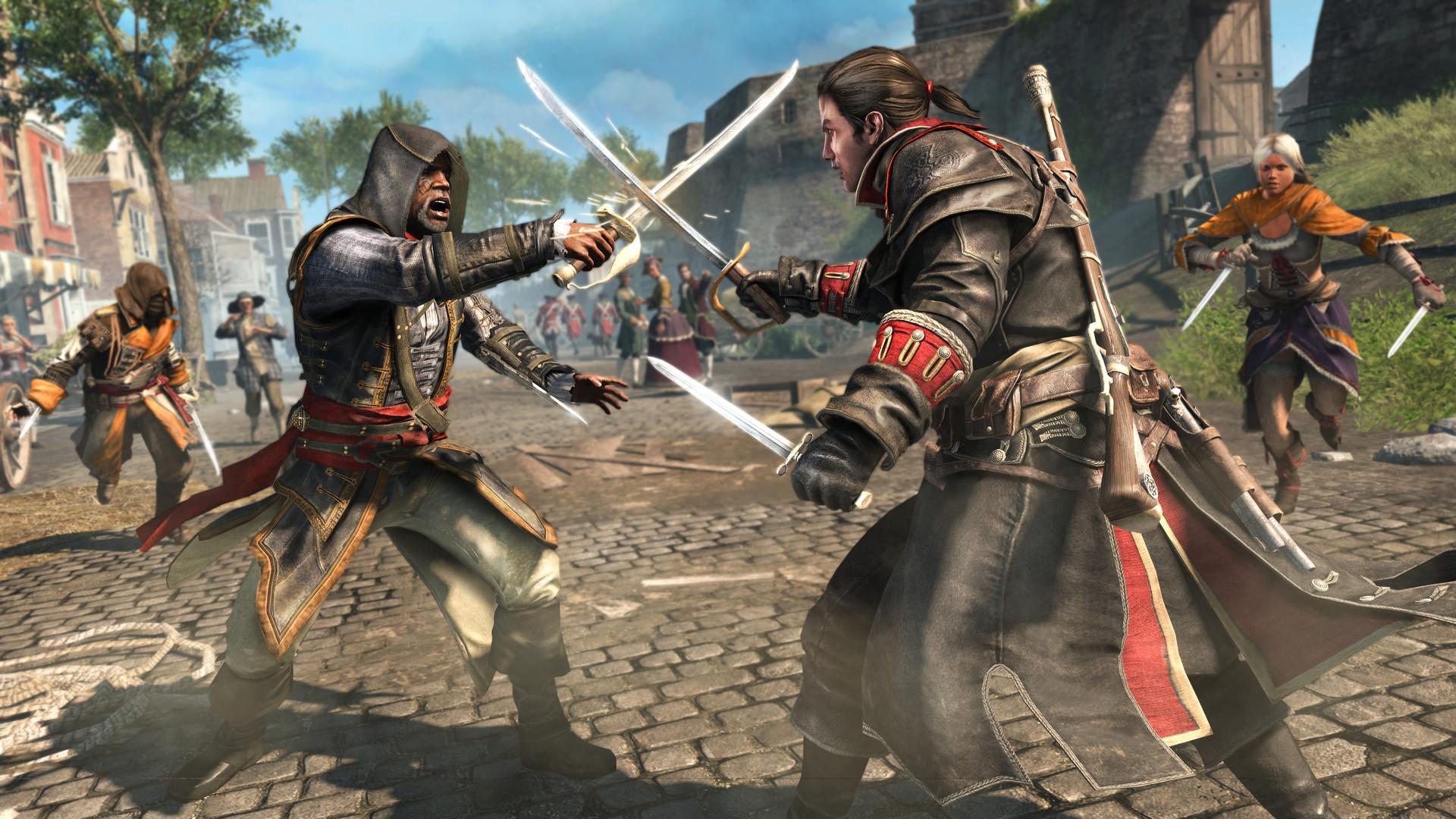 Assassin's Creed: Rogue Screenshot 4
