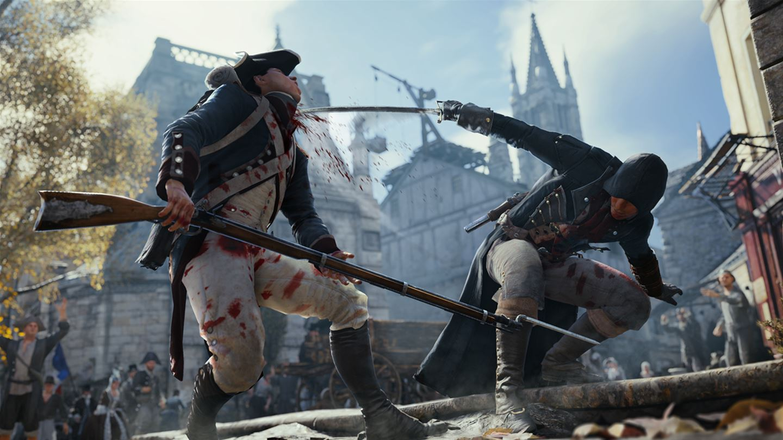 Assassin's Creed: Unity Screenshot 1