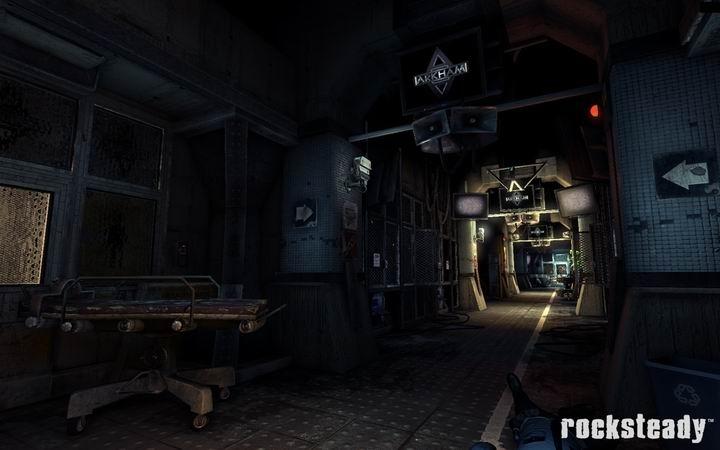 Batman: Arkham Asylum Screenshot 3