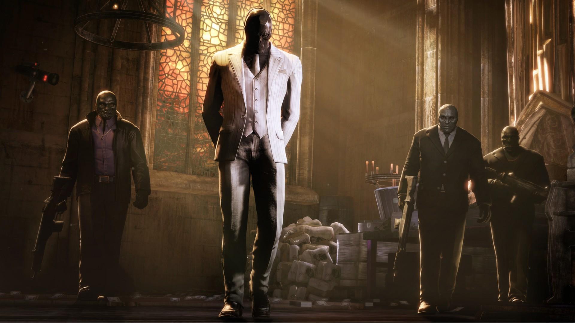 Batman: Arkham Origins Screenshot 2