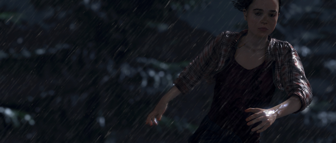 Beyond: Two Souls Screenshot 2