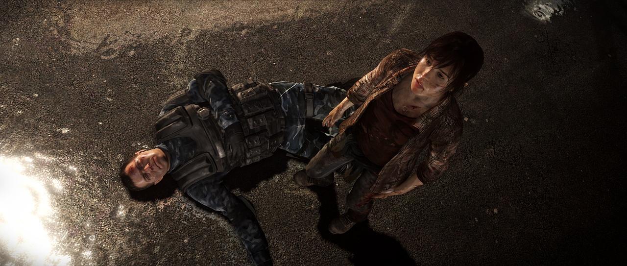 Beyond: Two Souls Screenshot 4