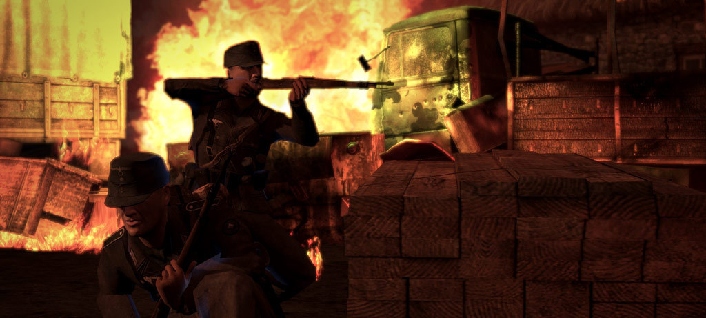 Brothers In Arms: Hell's Highway Screenshot 4