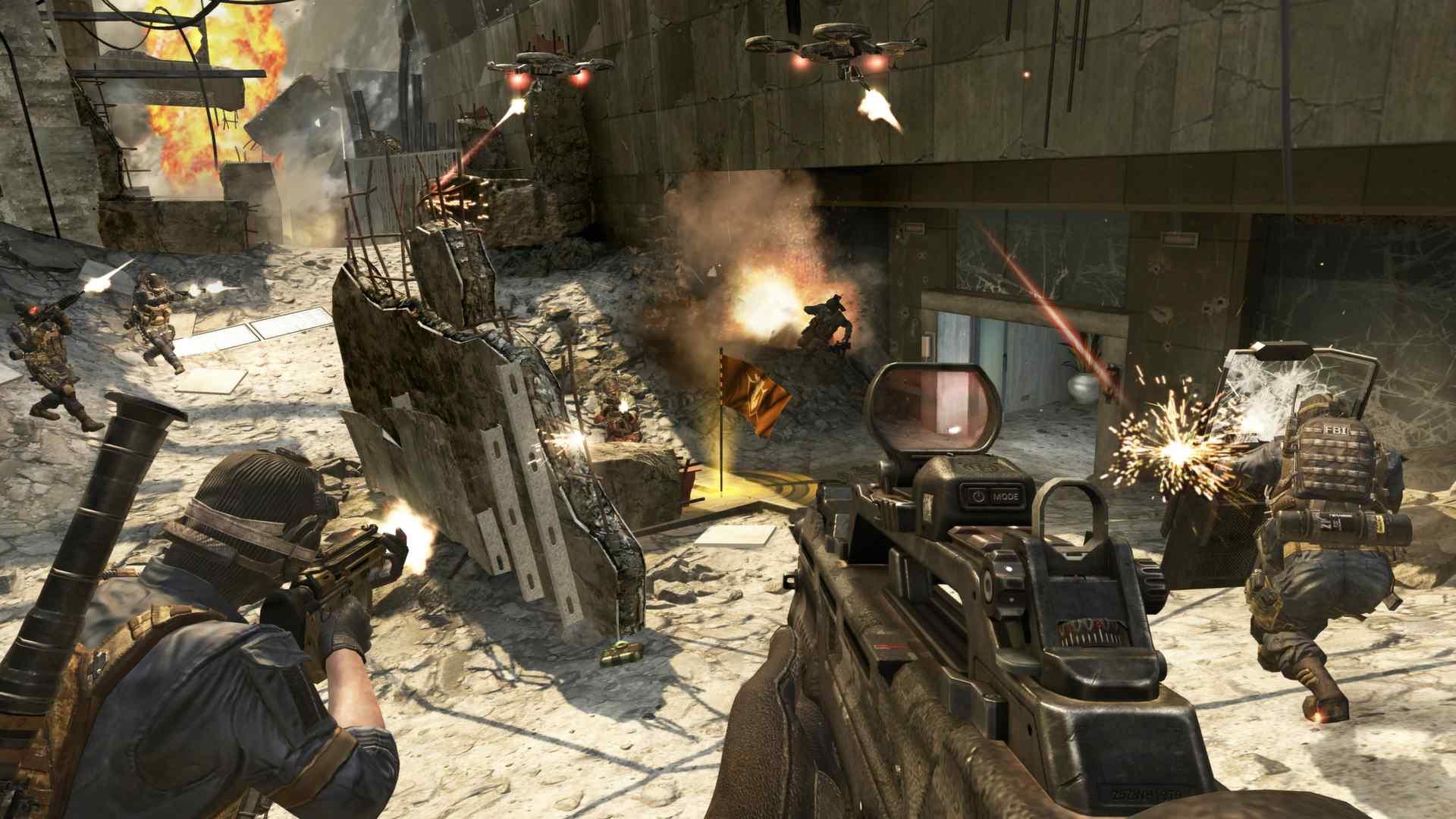 Call of Duty: Black Ops II Screenshot 1