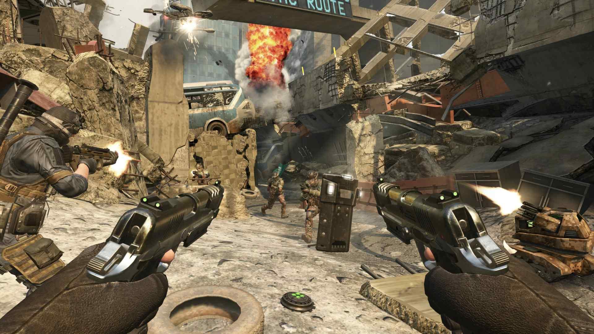 Call of Duty: Black Ops II Screenshot 2
