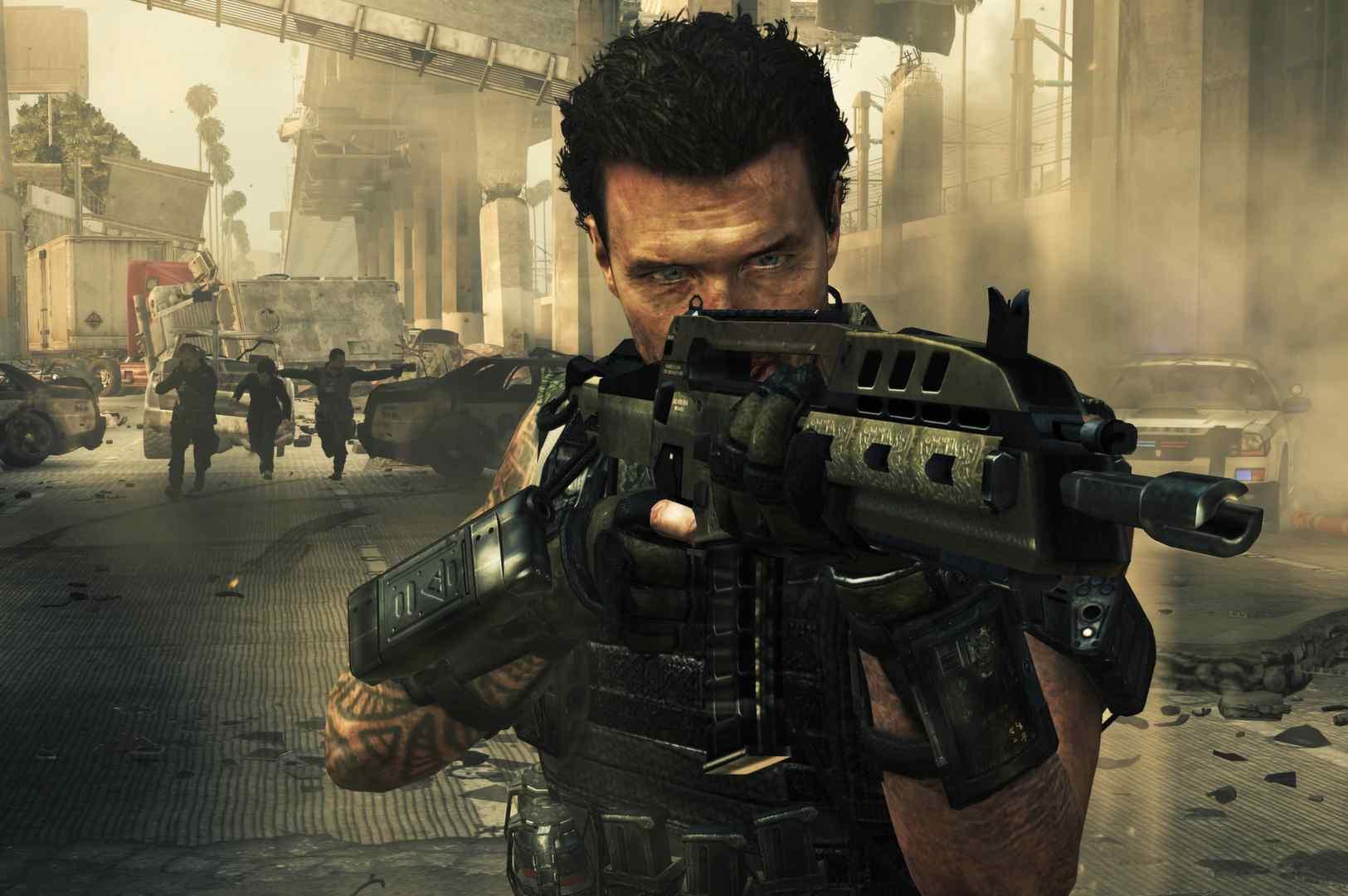 Call of Duty: Black Ops II Screenshot 3