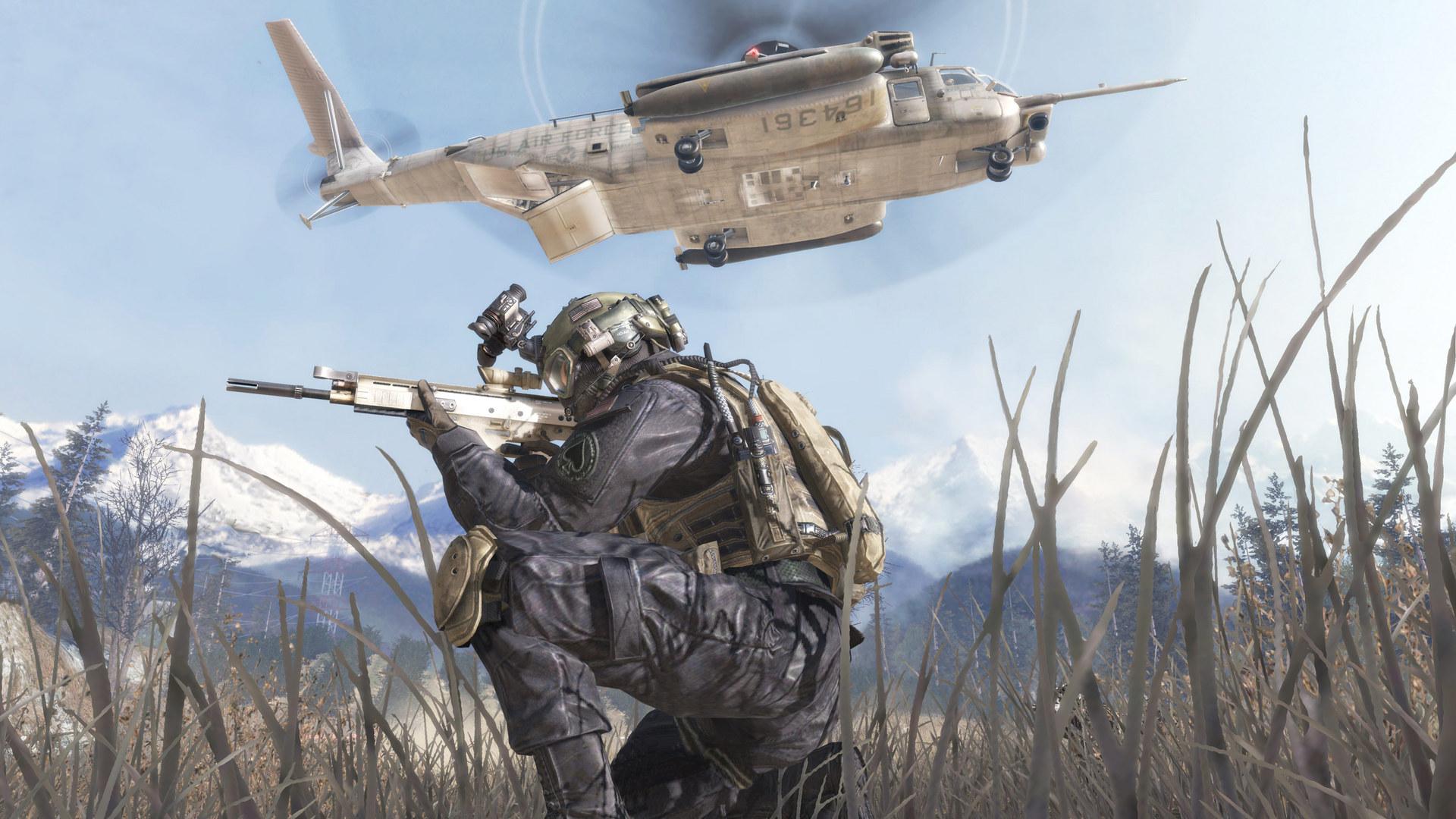Call of Duty: Modern Warfare 2 Screenshot 2