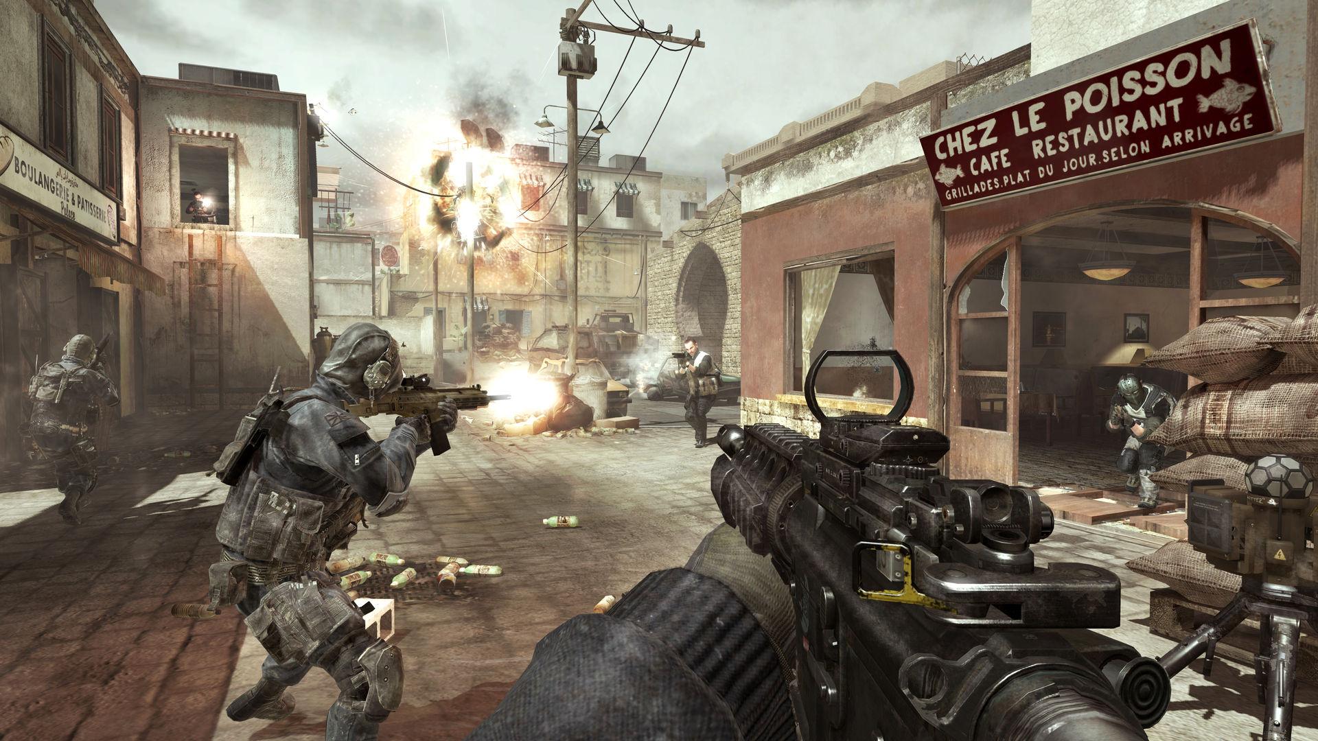 Call of Duty: Modern Warfare 3 Screenshot 4