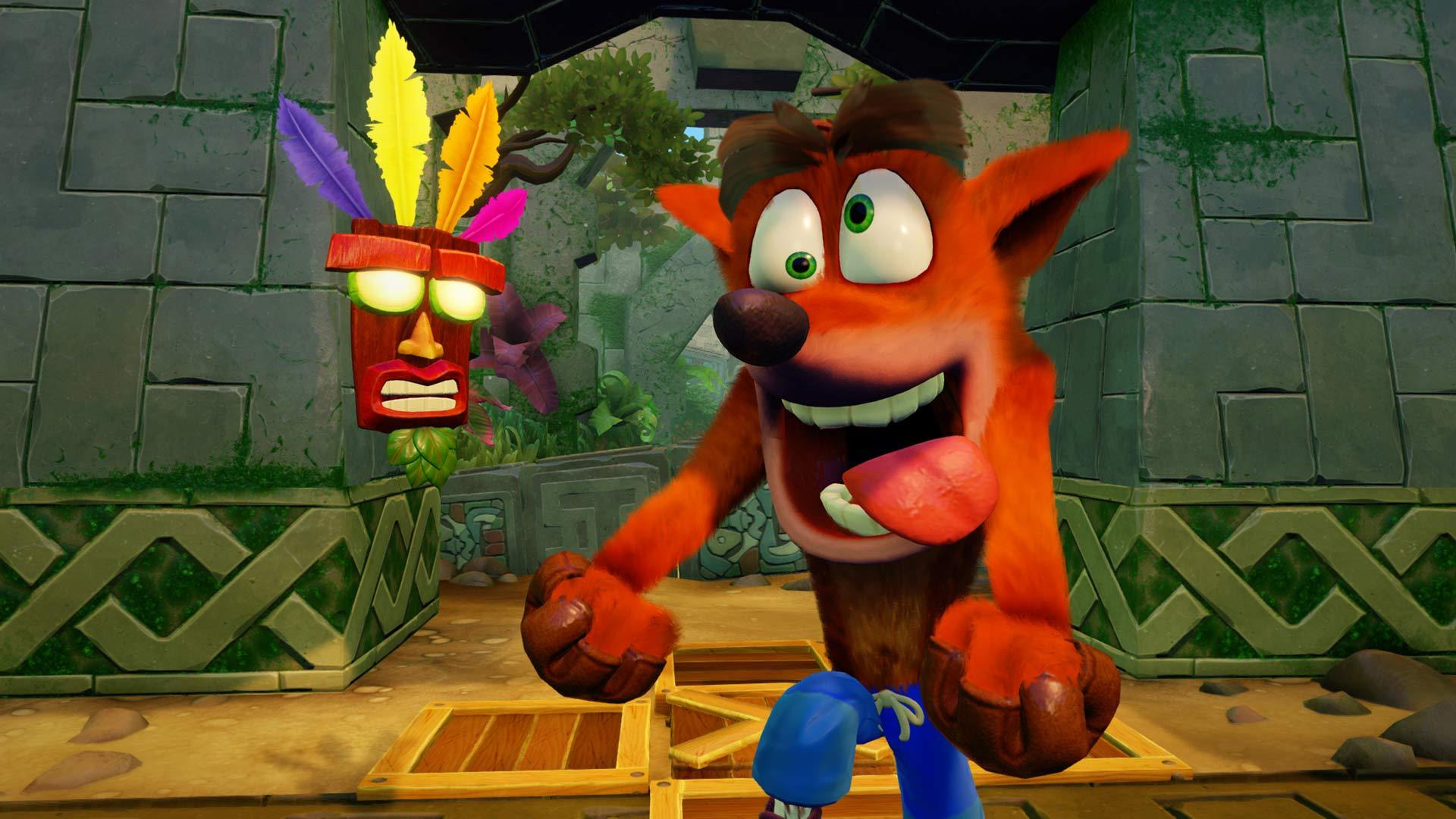 Crash Bandicoot N. Sane Trilogy Screenshot 4