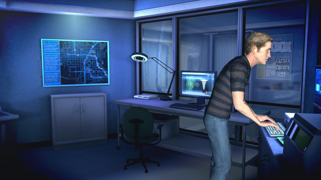 CSI: Fatal Conspiracy Screenshot 2