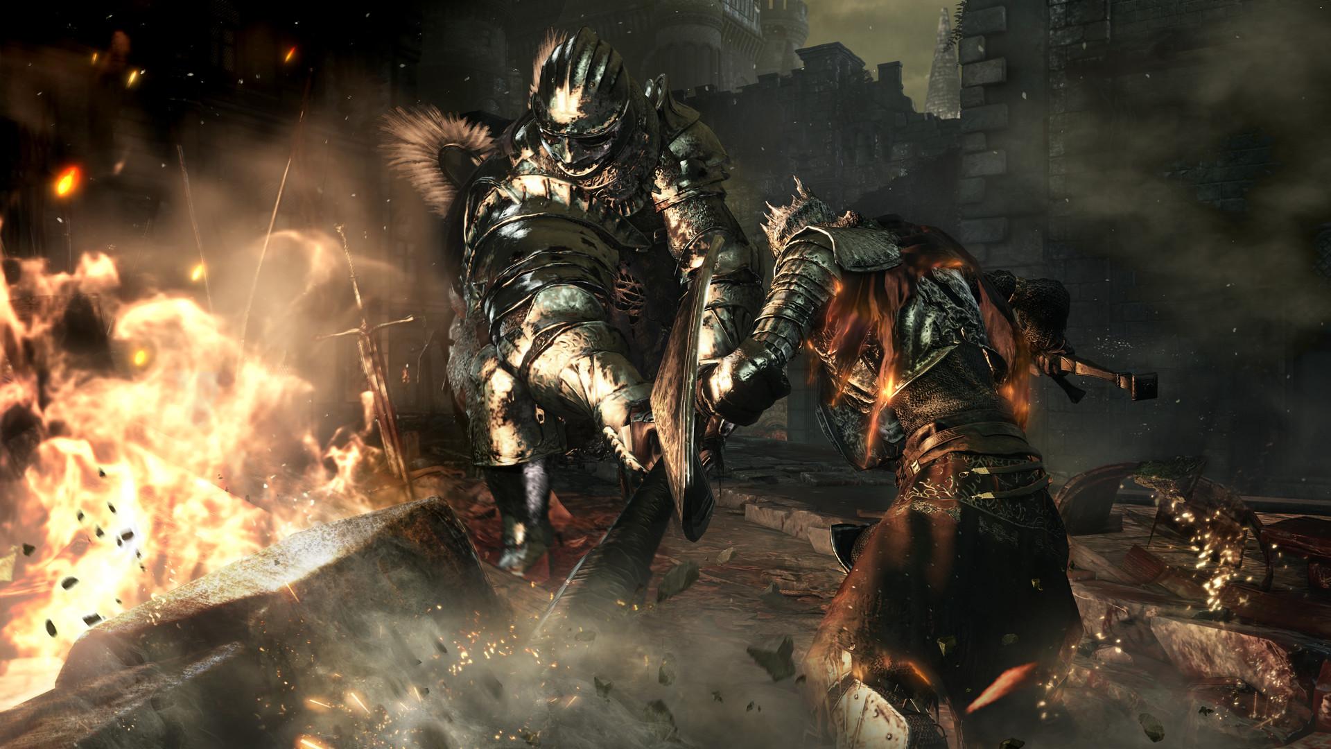 Dark Souls III Screenshot 2