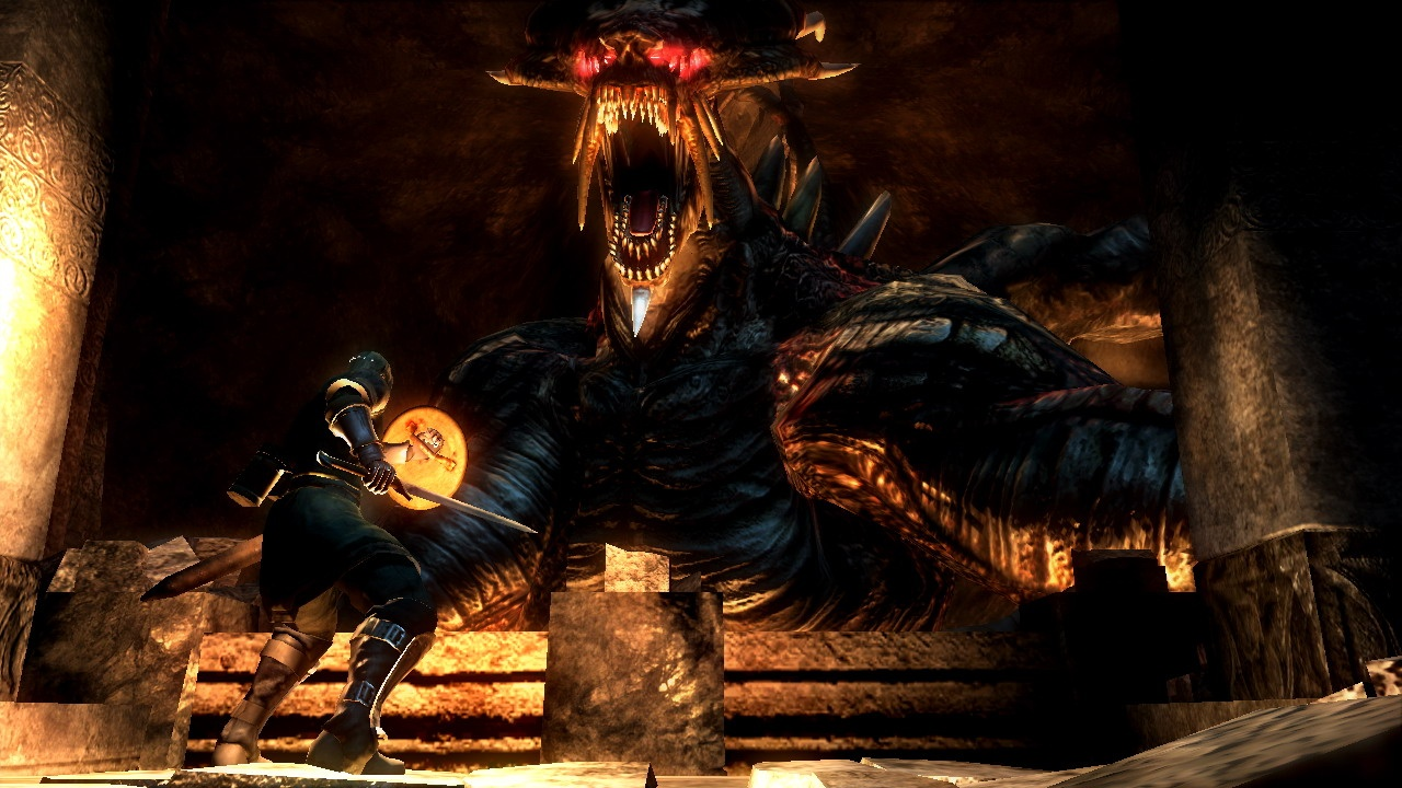 Demon's Souls Black Phantom Edition Screenshot 3