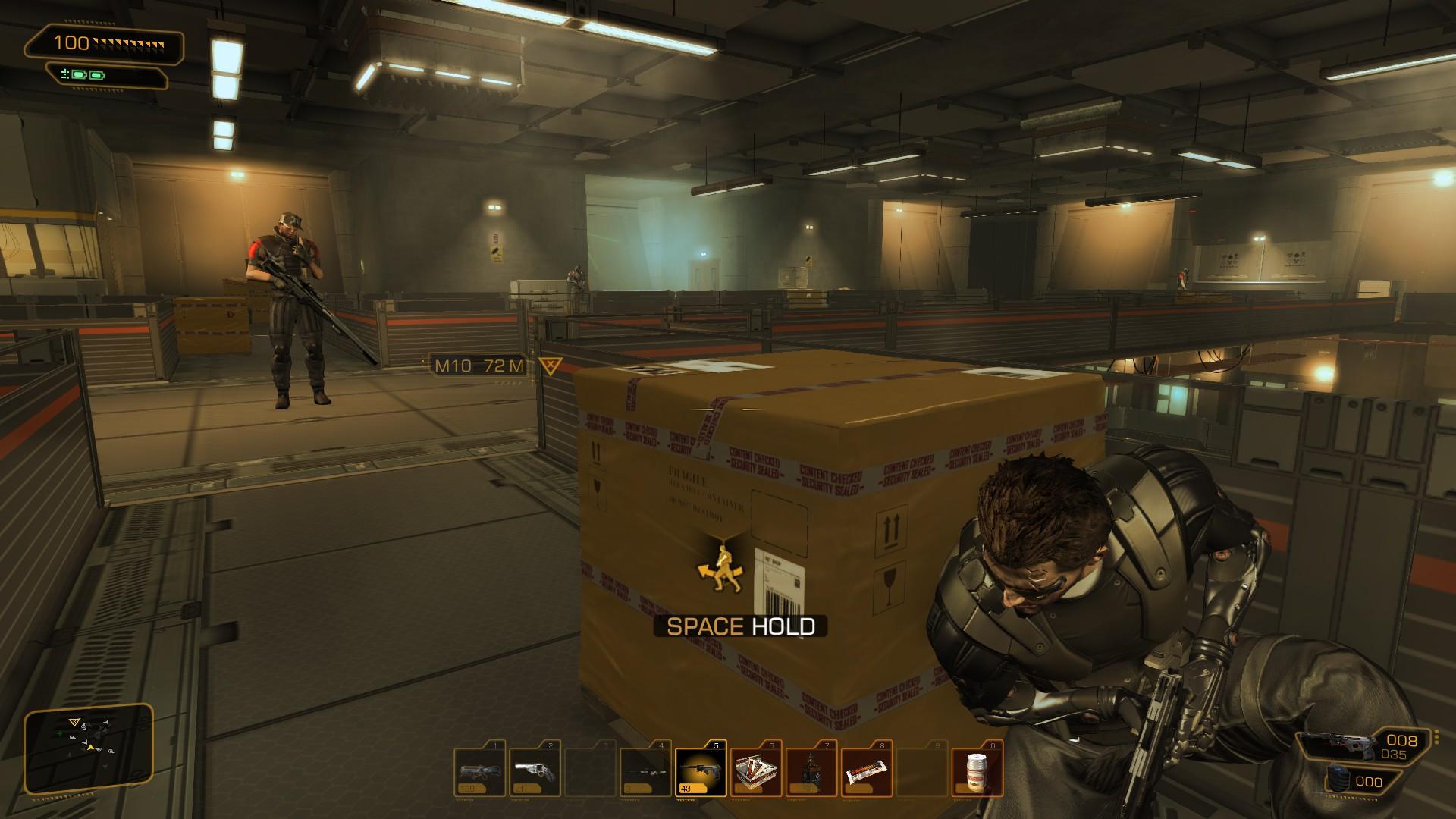 Deus Ex: Human Revolution Screenshot 1