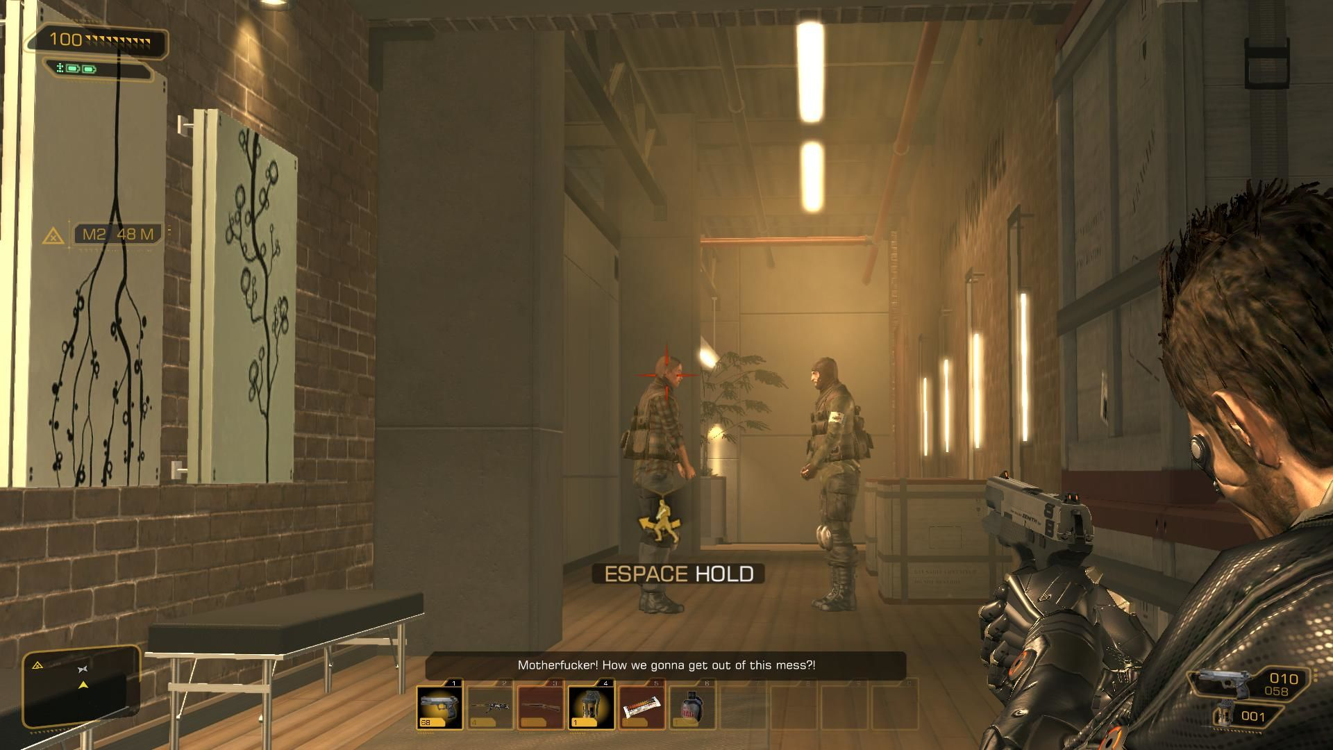 Deus Ex: Human Revolution Screenshot 2