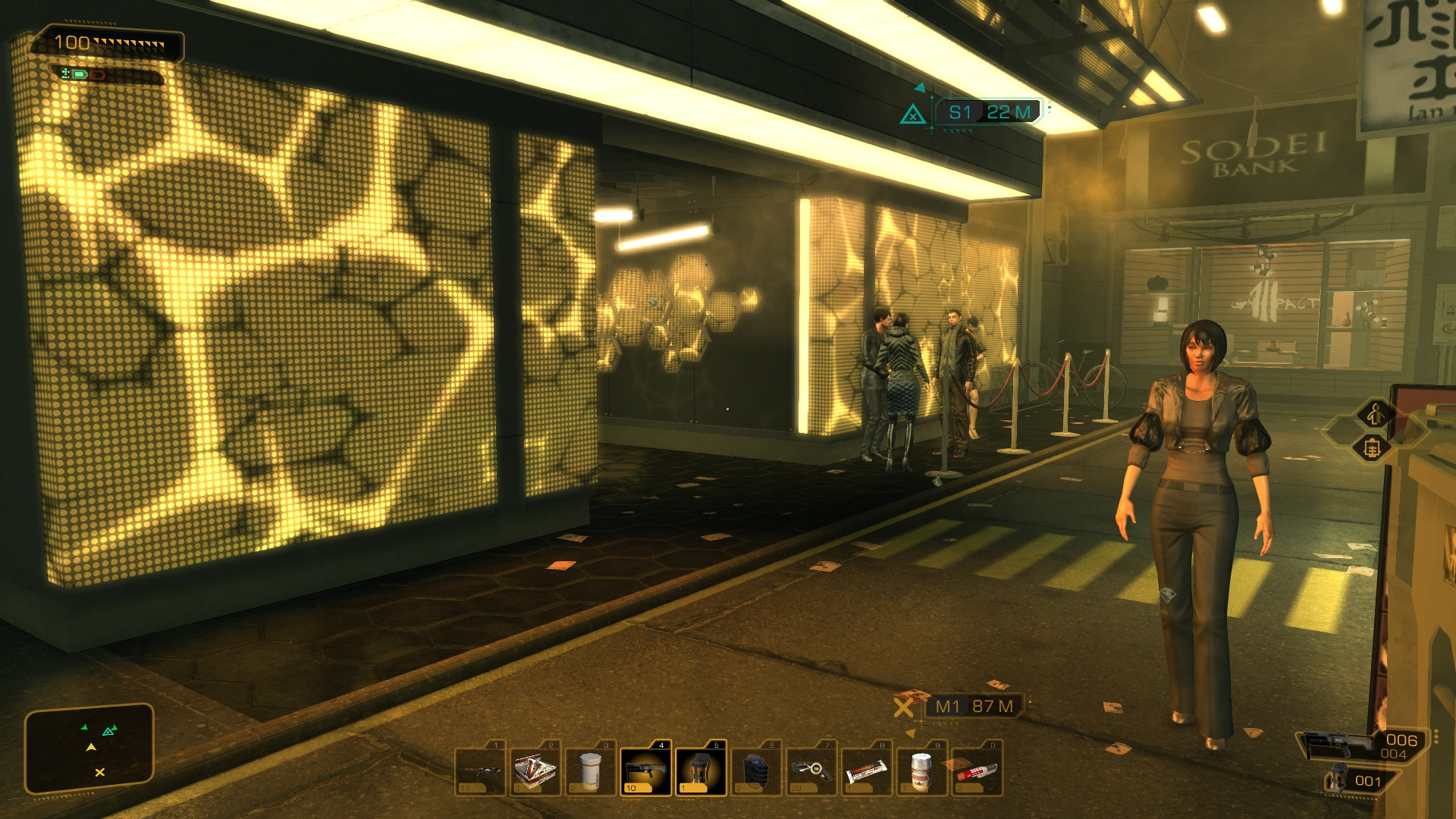 Deus Ex: Human Revolution Screenshot 4