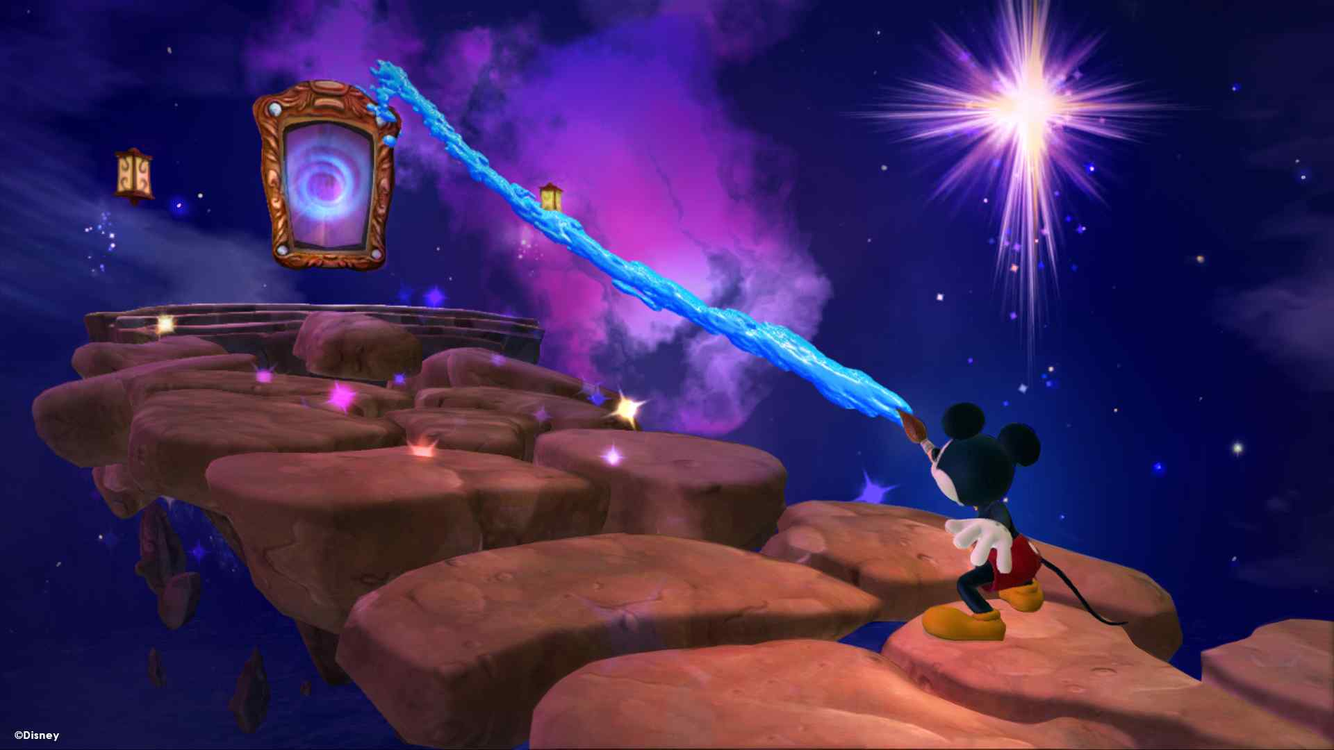 Disney Epic Mickey 2: The Power of Two Screenshot 4