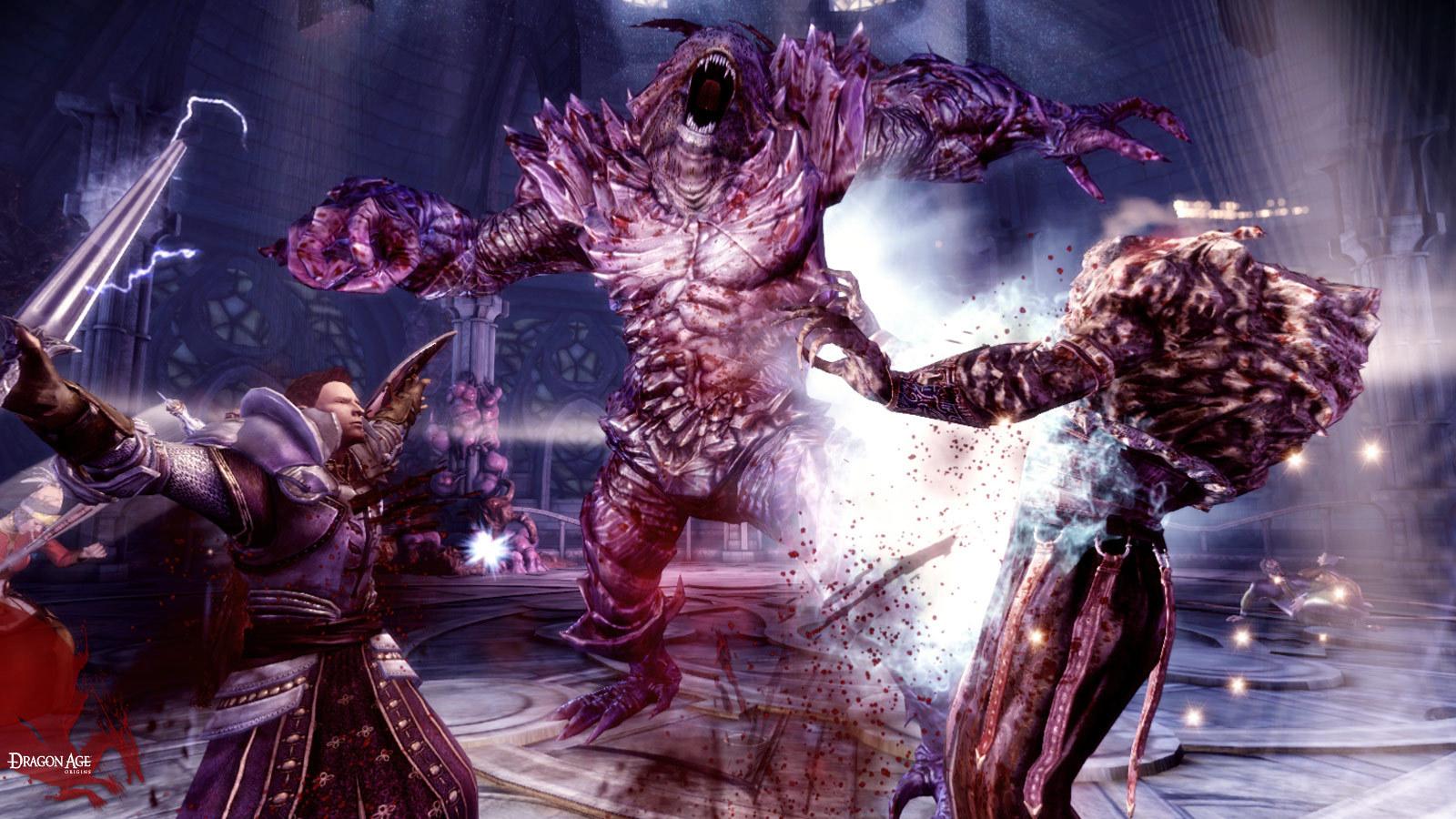 Dragon Age: Origins Screenshot 2