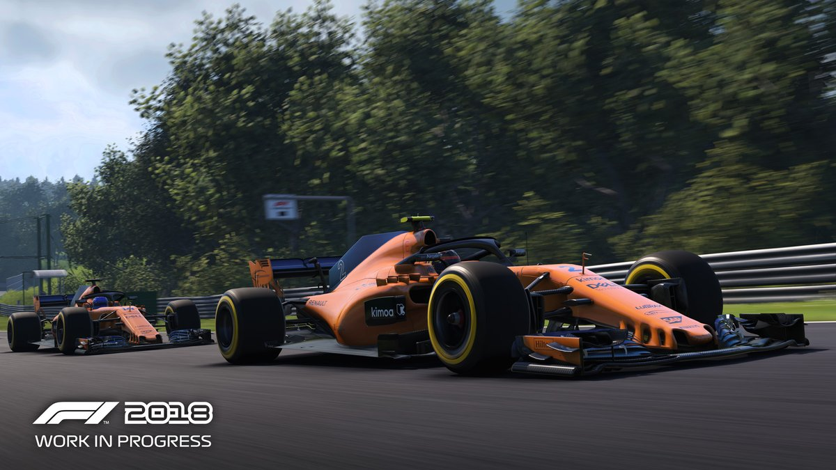 F1 2018 Screenshot 3