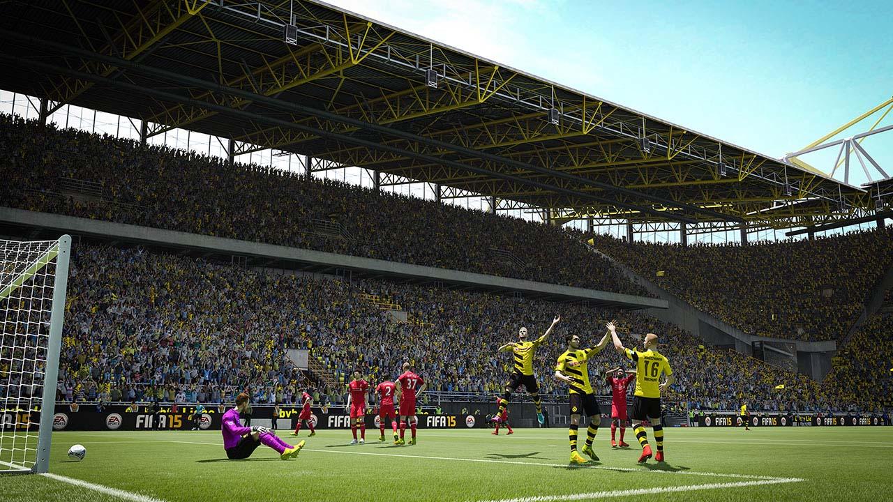 FIFA 15 Screenshot 2