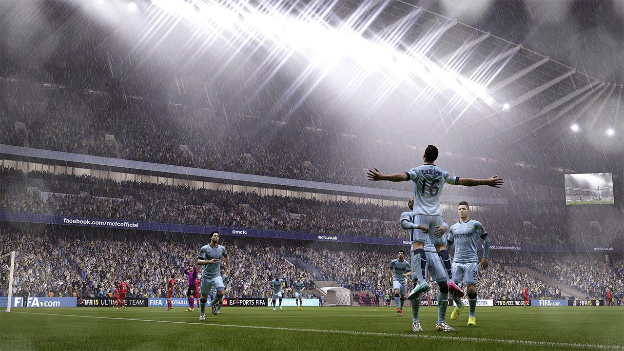 FIFA 15 Screenshot 3