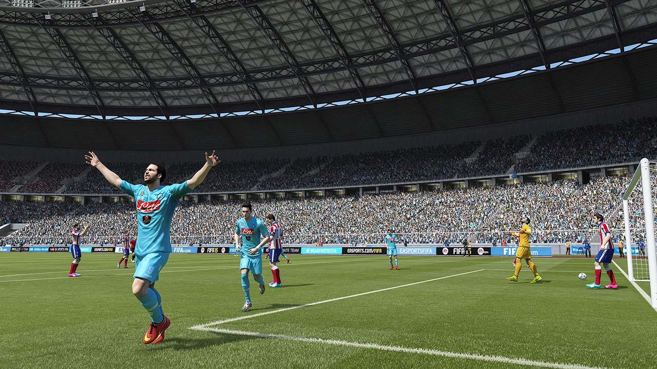 FIFA 15 Screenshot 4