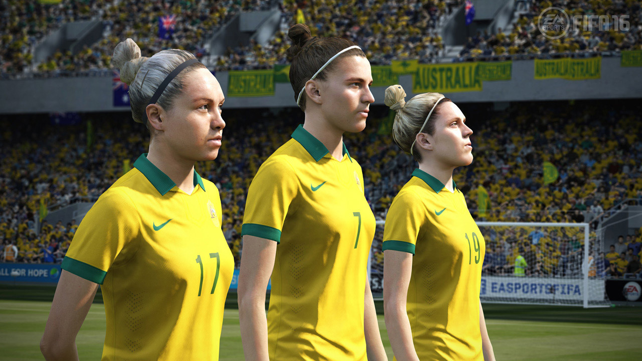 FIFA 16 Screenshot 3