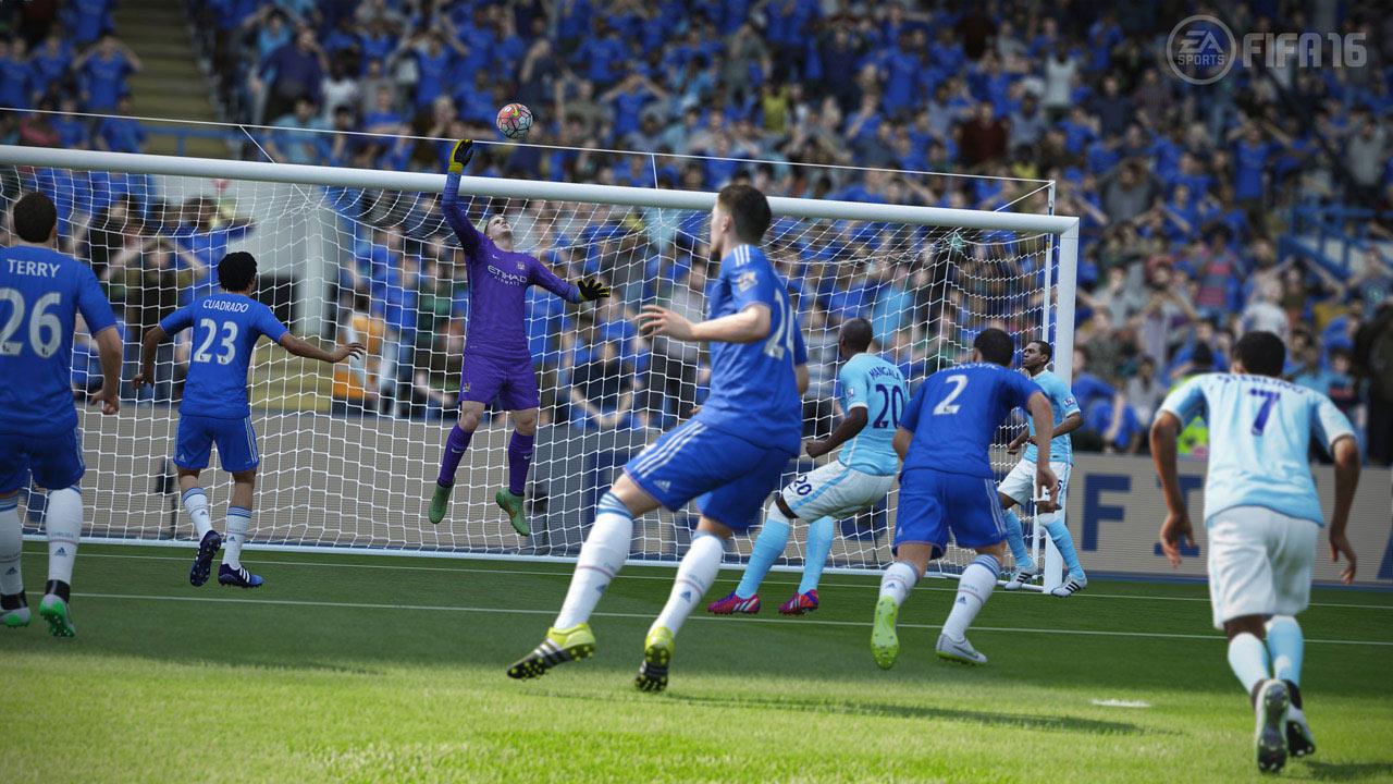 FIFA 16 Screenshot 5