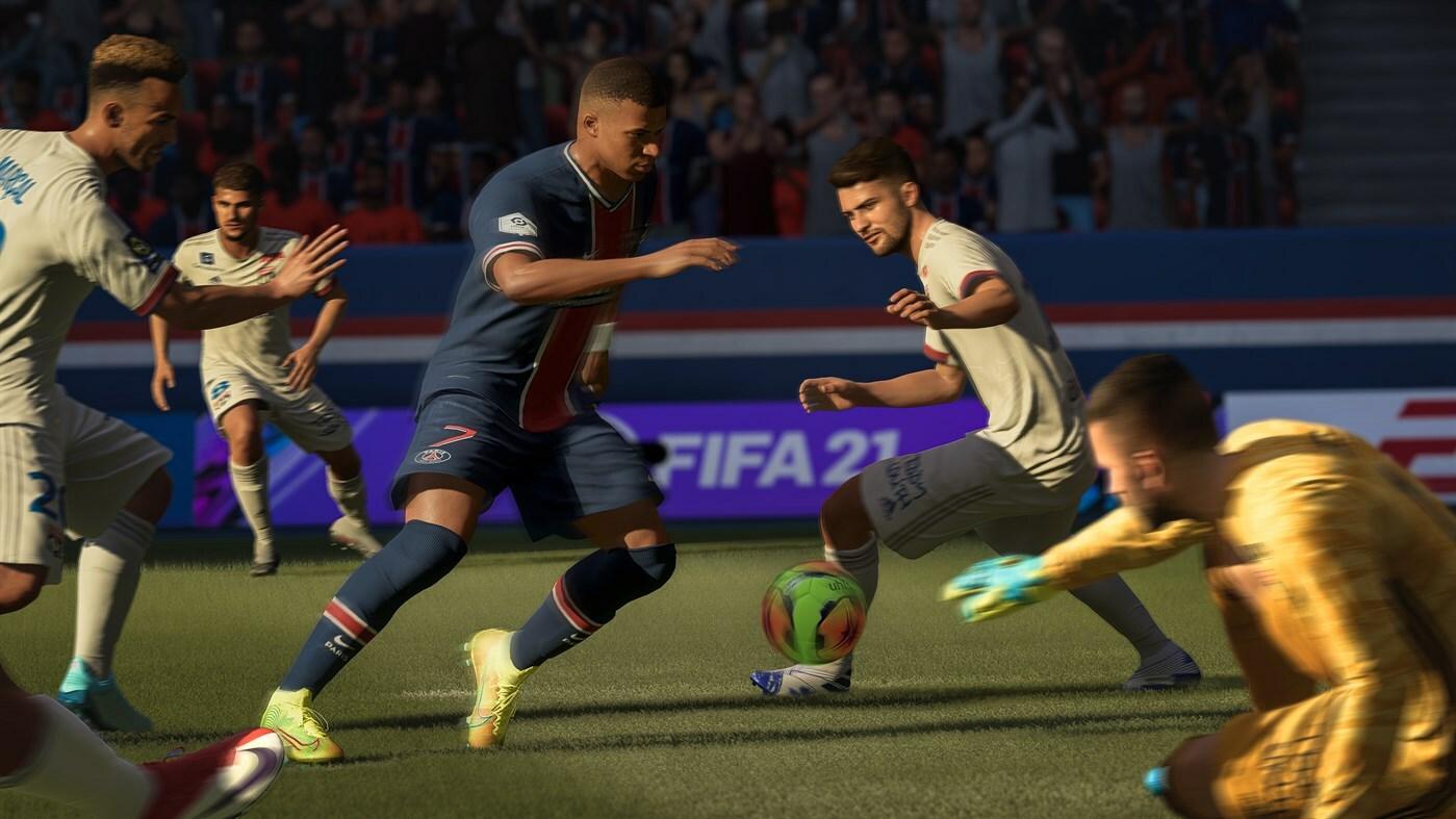 FIFA 21 Screenshot 6