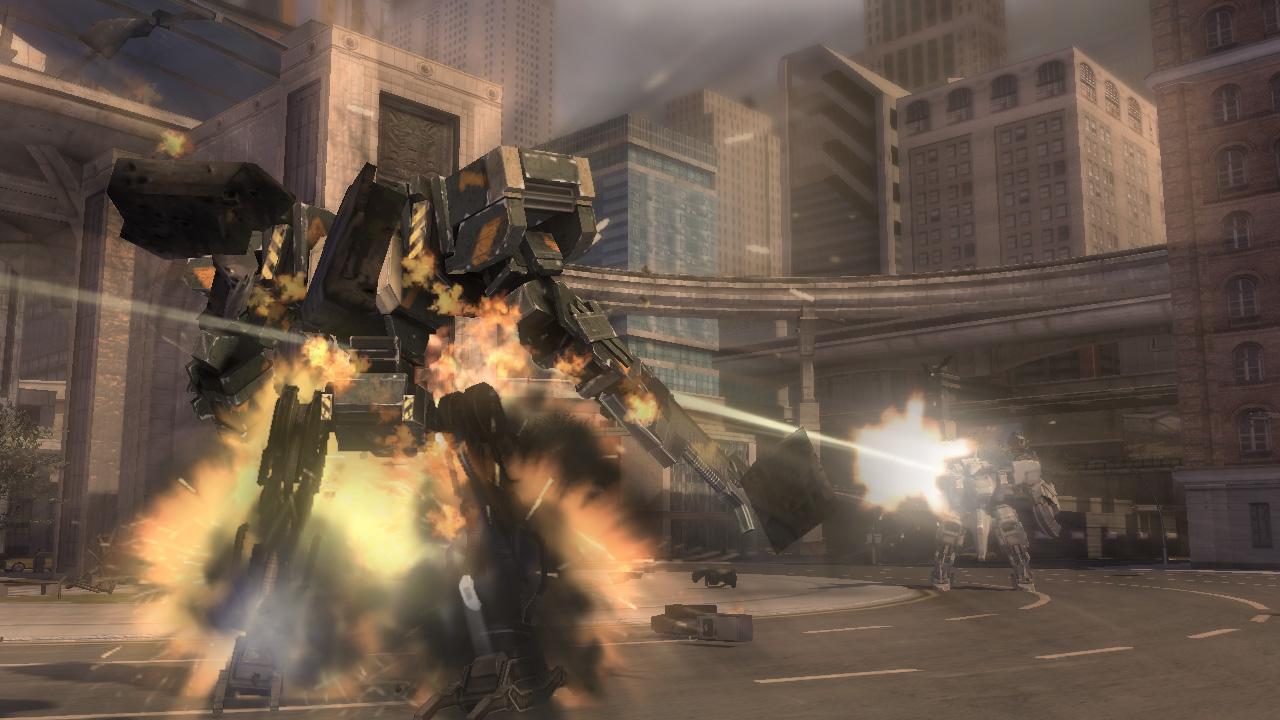 Front Mission Evolved Screenshot 2