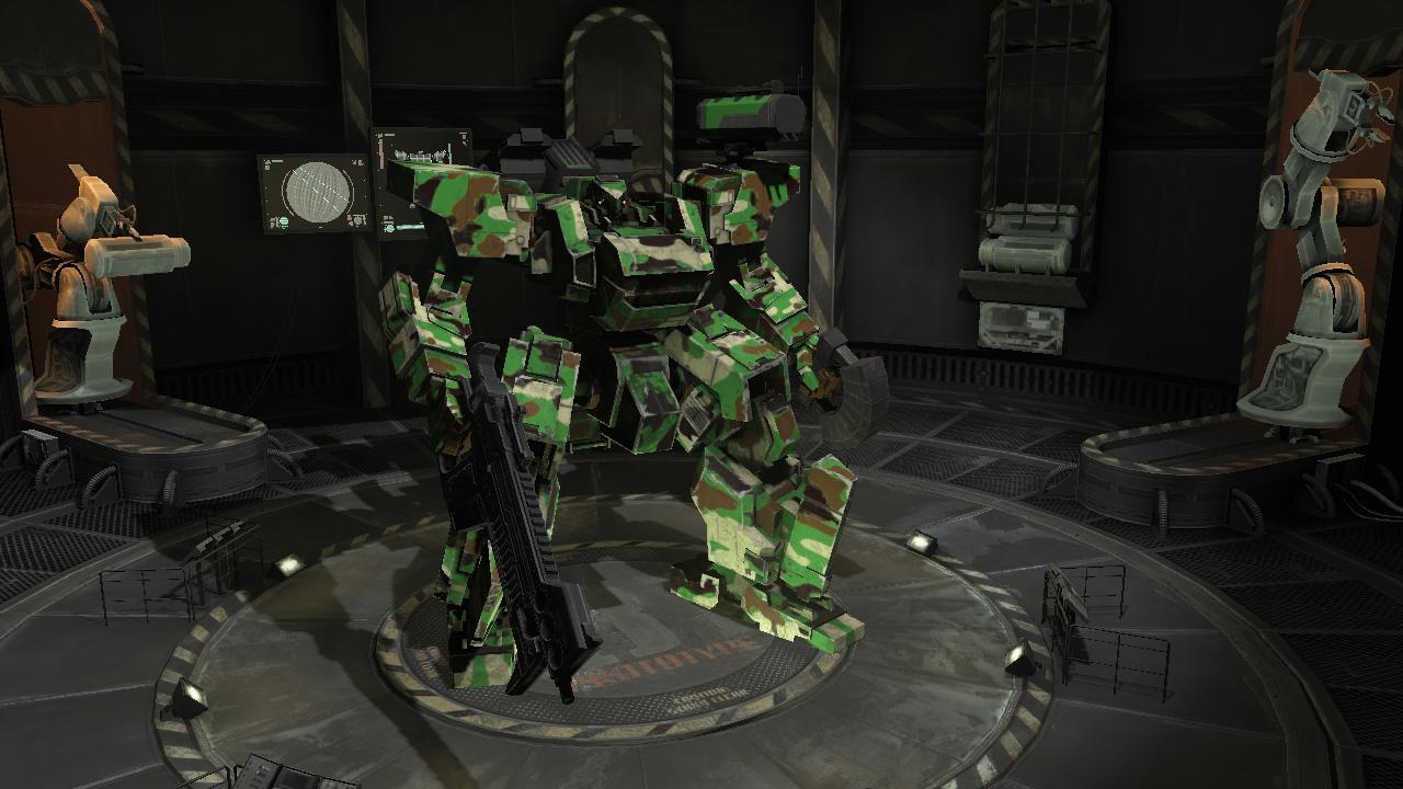 Front Mission Evolved Screenshot 3