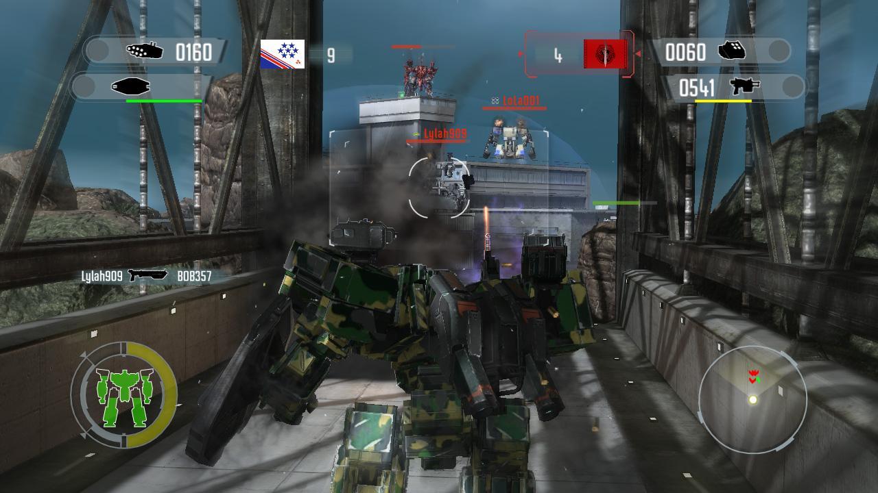 Front Mission Evolved Screenshot 6