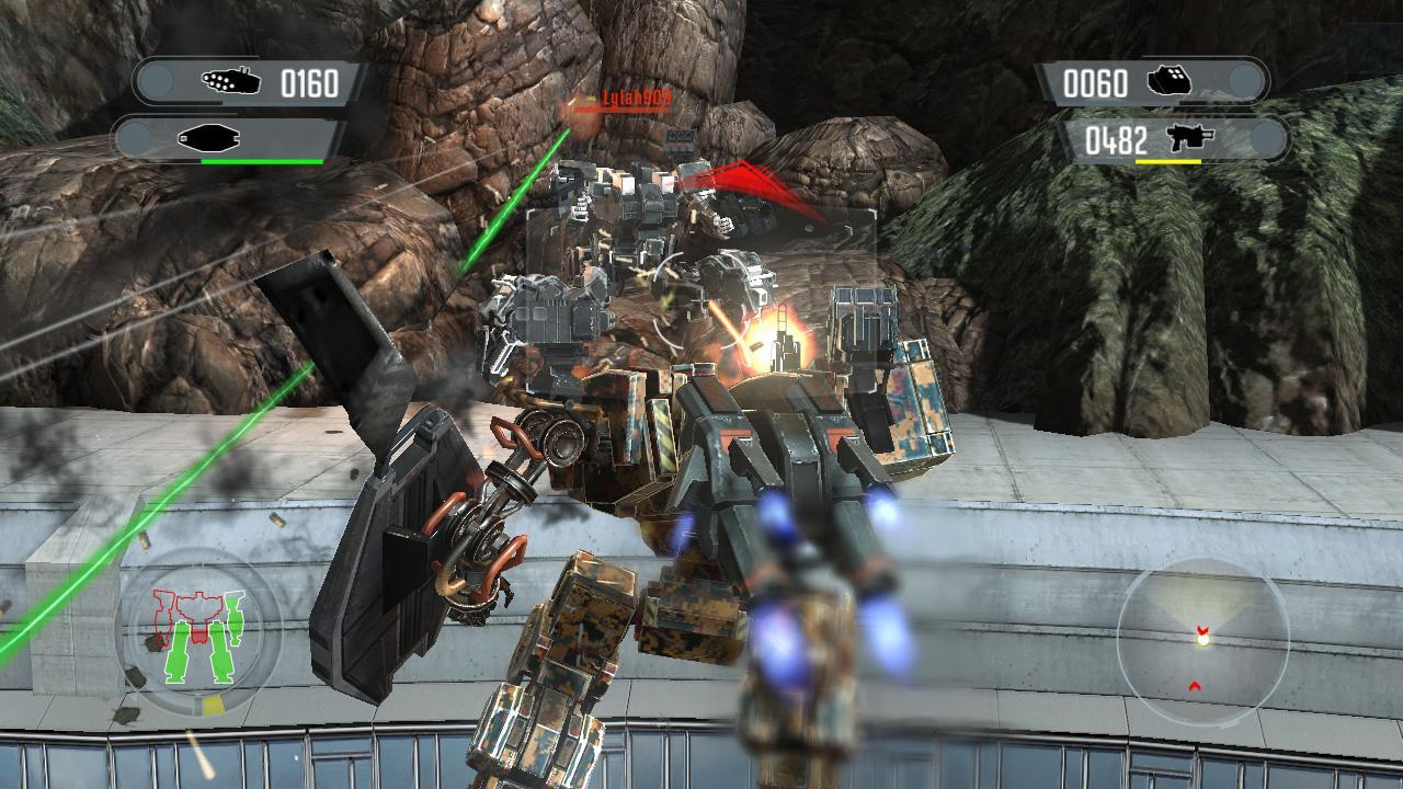 Front Mission Evolved Screenshot 7