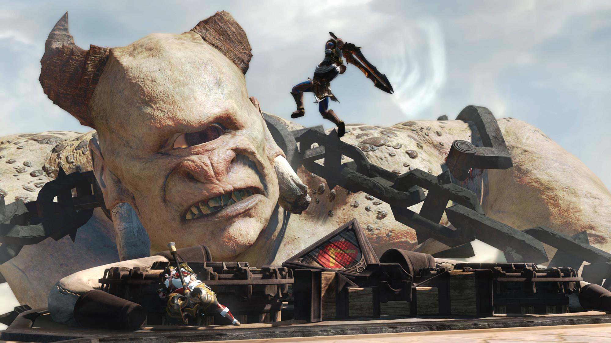 God of War: Ascension Screenshot 3