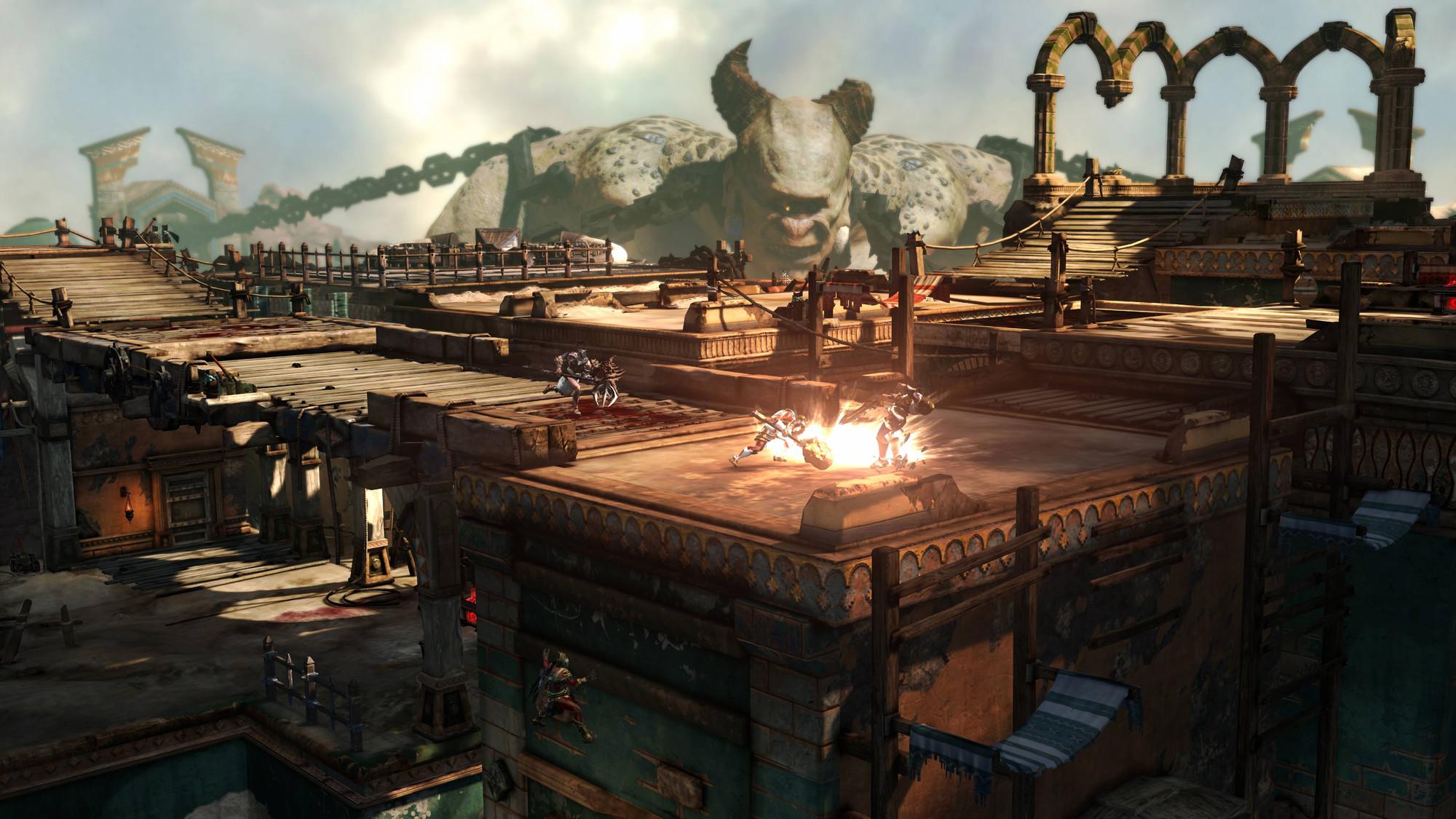 God of War: Ascension Screenshot 5