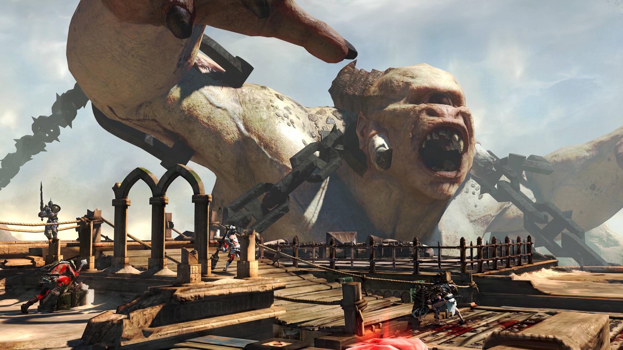 God of War: Ascension Screenshot 6
