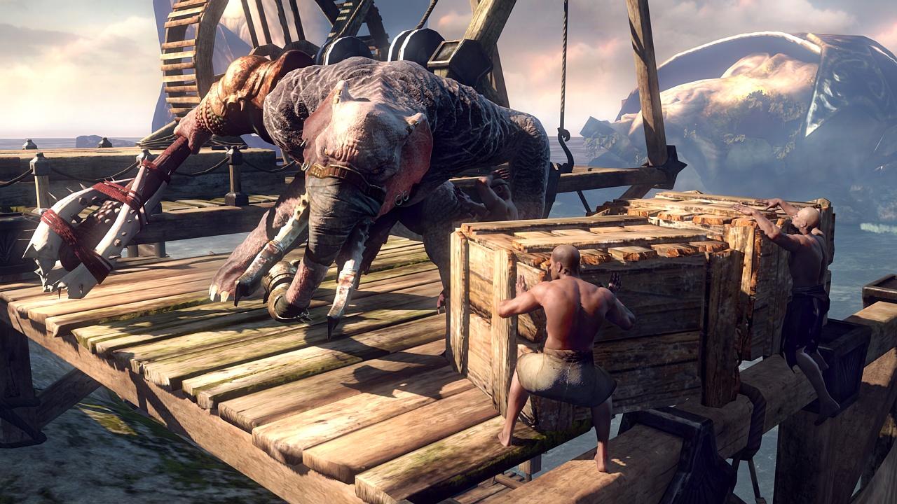 God of War: Ascension Screenshot 7