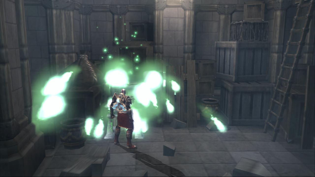 God of War Collection Screenshot 2