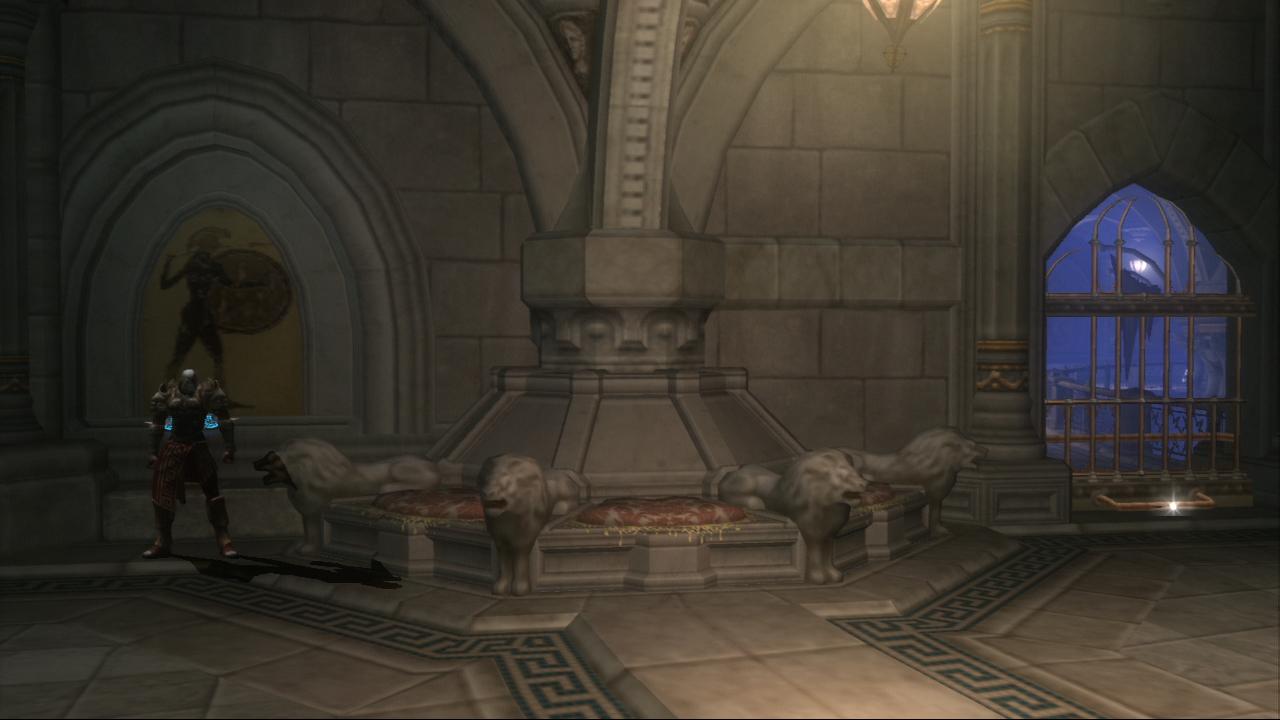 God of War Collection Screenshot 3