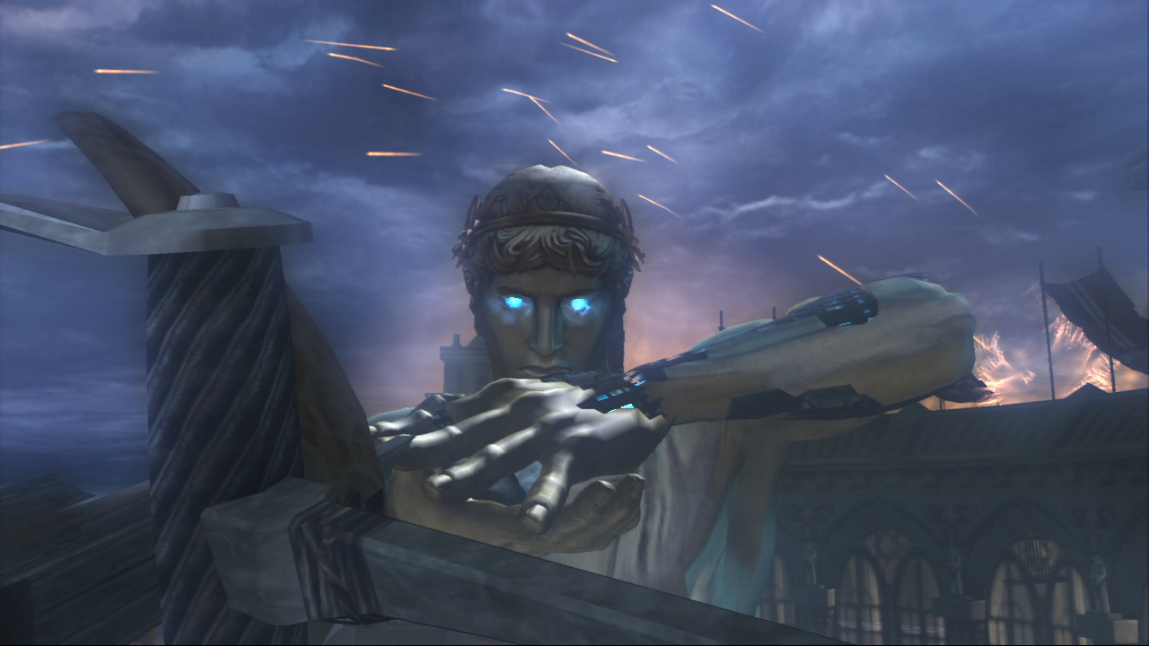 God of War Collection Screenshot 4