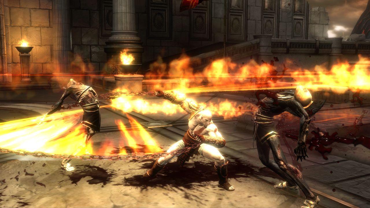 God of War III Screenshot 1
