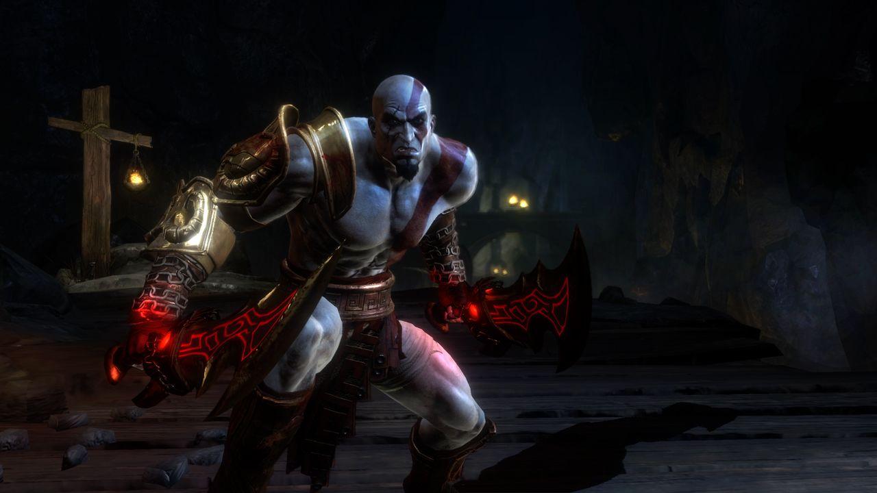 God of War III Screenshot 4