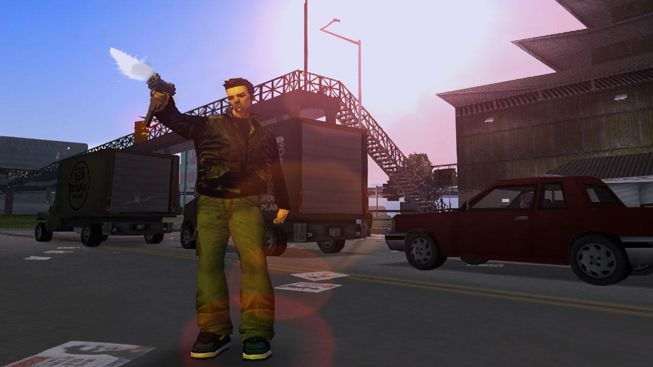 Grand Theft Auto III Screenshot 6